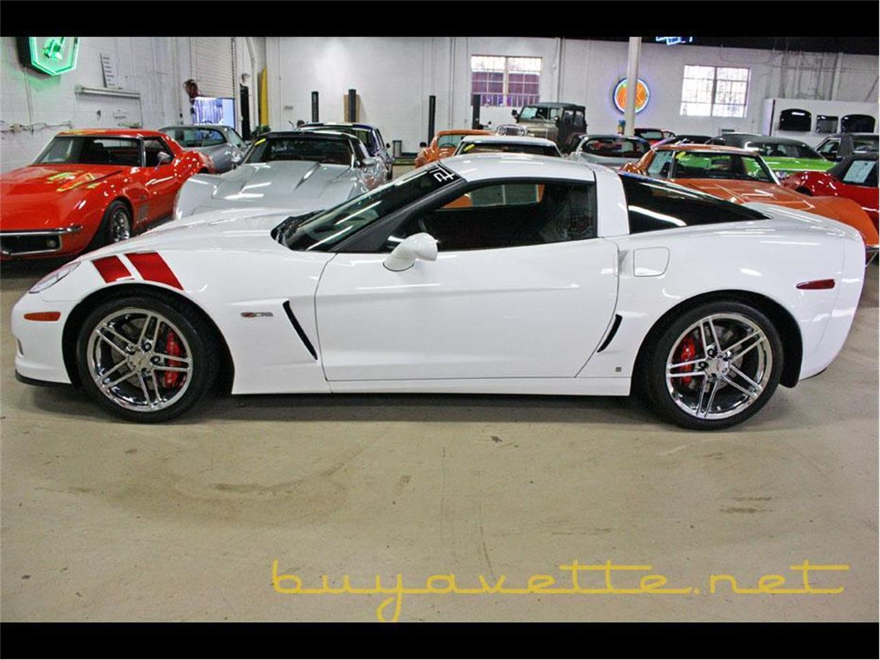 Large Picture of '07 Corvette - P3DQ