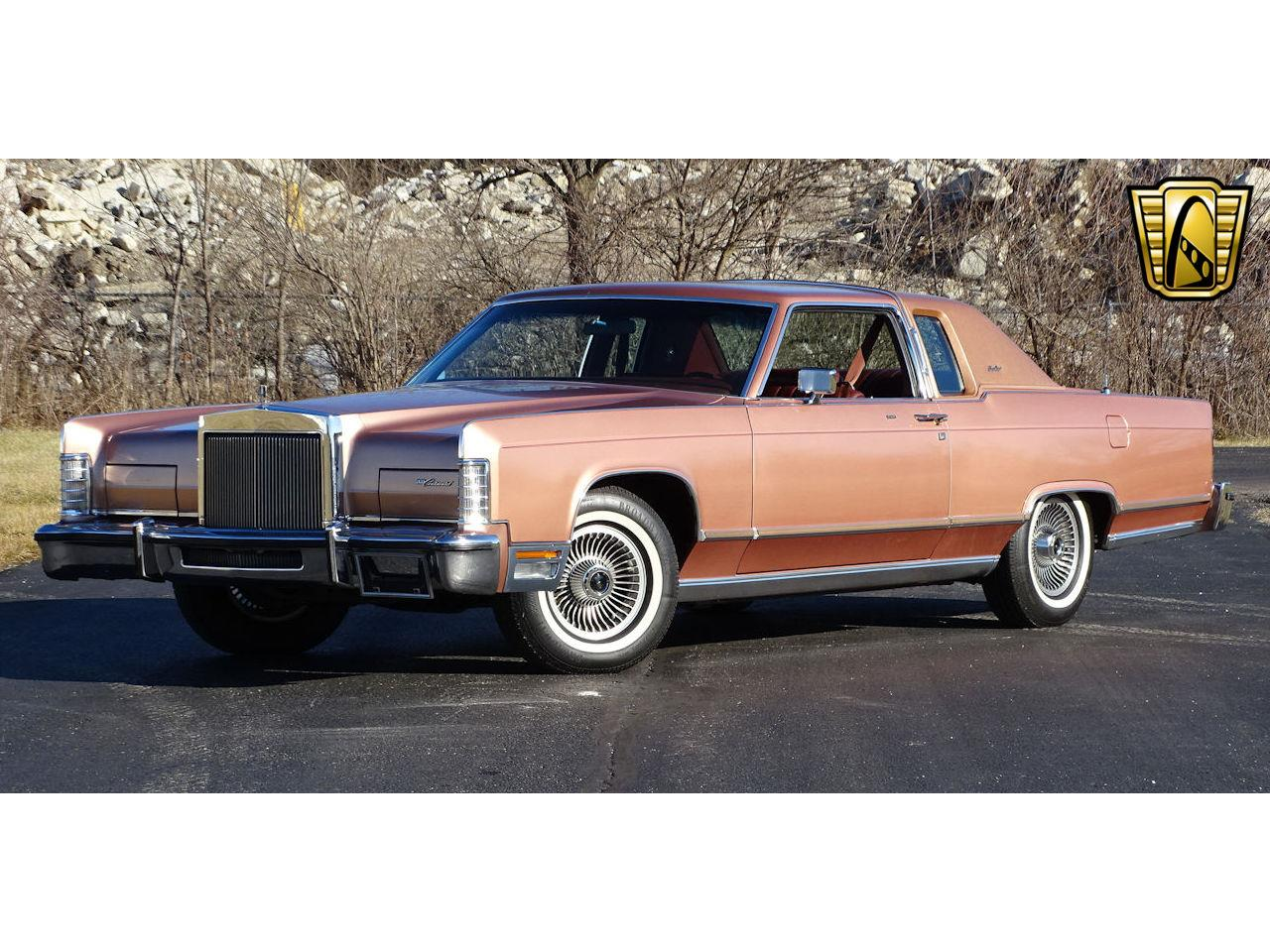 1978 Lincoln Town Car For Sale Classiccars Com Cc 1177825
