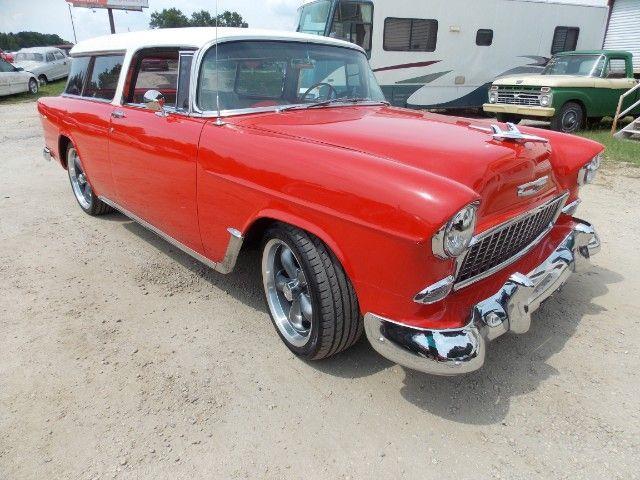 Picture of Classic 1955 Chevrolet Nomad - $82,995.00 - P8TV