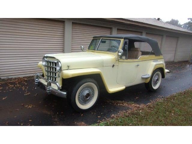 Picture of '49 Jeepster - P8U0