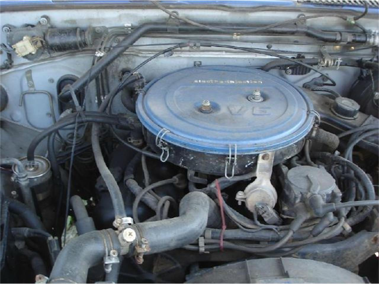 For Sale: 1987 Nissan Pickup in Cadillac, Michigan
