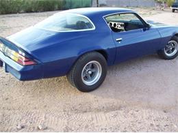 Picture of 1980 Chevrolet Camaro located in Cadillac Michigan - P8UD