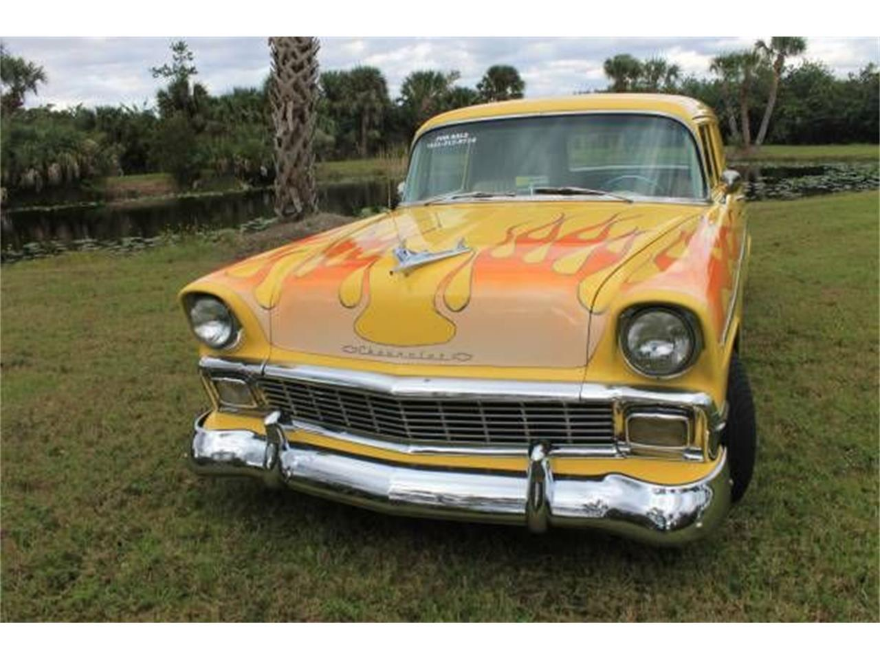 Large Picture of '56 Sedan Delivery - P8UQ