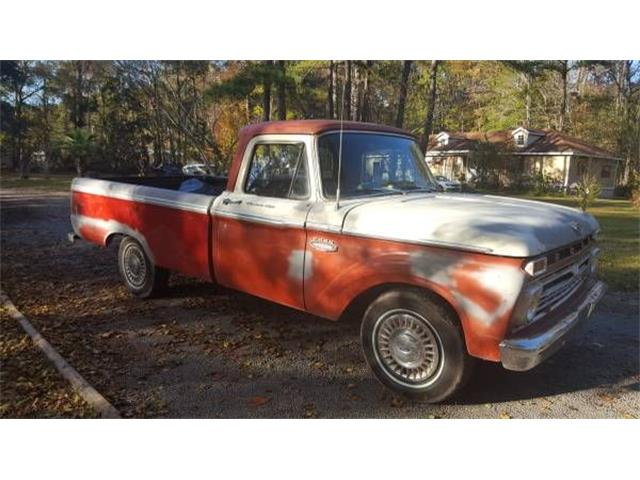 Picture of '66 F100 - P8W0