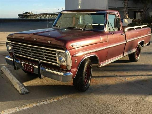 Picture of Classic 1967 F100 - $19,997.00 - P8W3