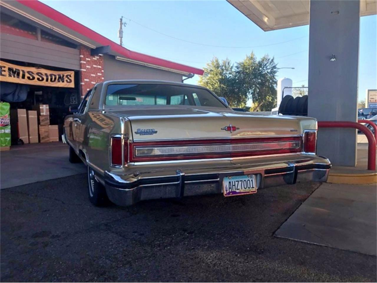 Large Picture of '79 Lincoln Town Car located in Peoria Arizona Auction Vehicle Offered by Silver Auctions Arizona - P8WO
