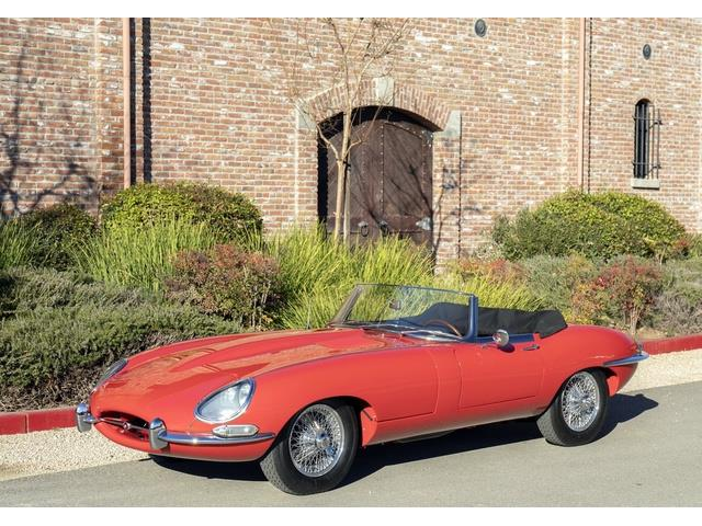 Picture of '64 E-Type - P8XV