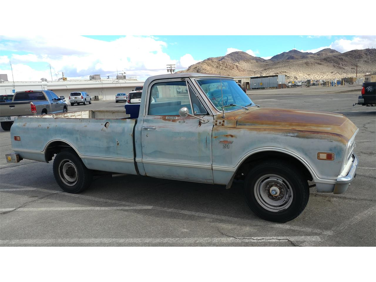 For Sale 1968 Chevrolet C20 In Ridgecrest California