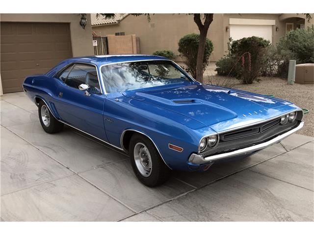 1971 Dodge Challenger For Sale On Classiccars Com