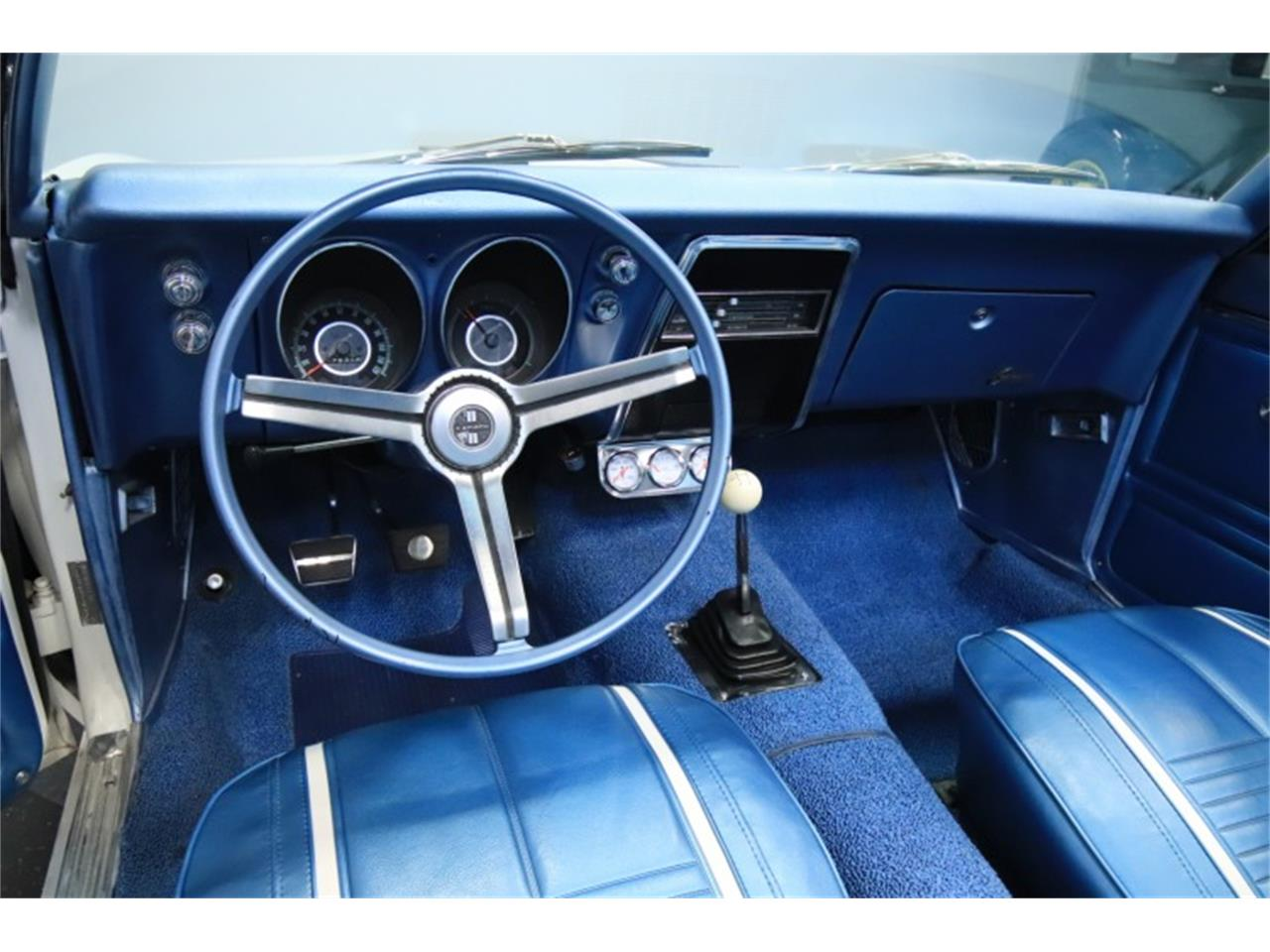 Large Picture of '67 Camaro - P909