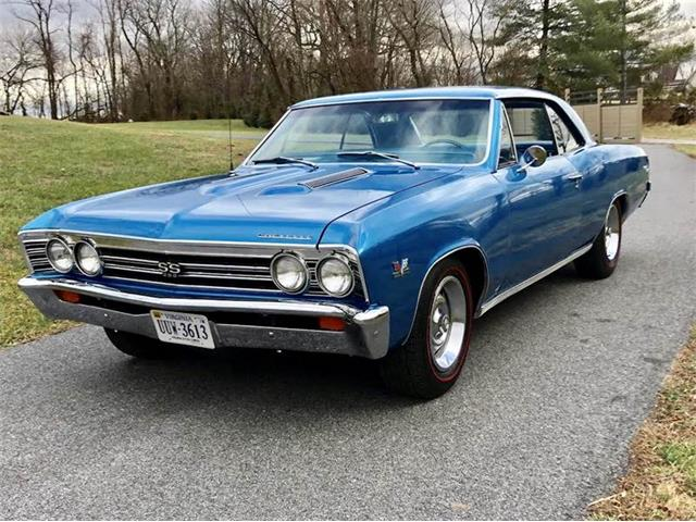 Picture of '67 Chevelle - P90D