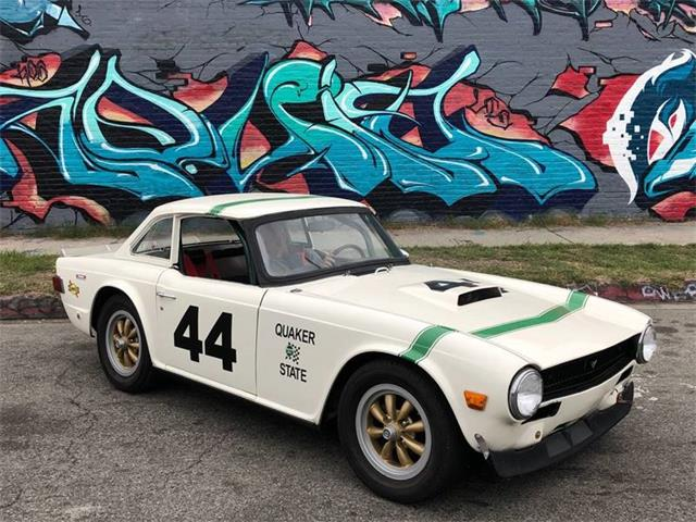 Picture of '73 TR6 - P90U