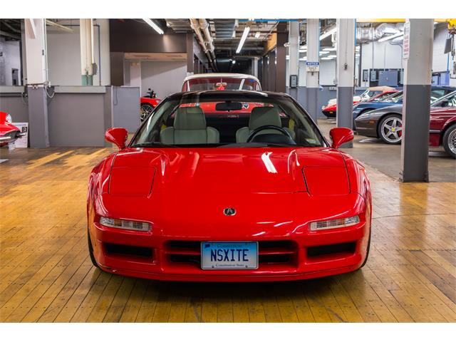 Picture of '93 NSX - P91M