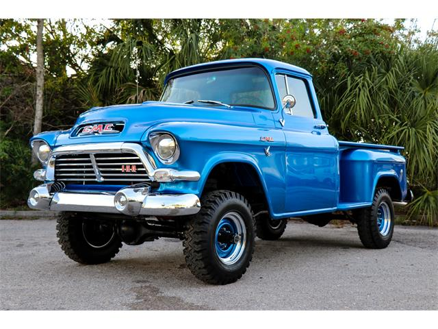 Picture of 1957 GMC 100 - $129,500.00 - P91W