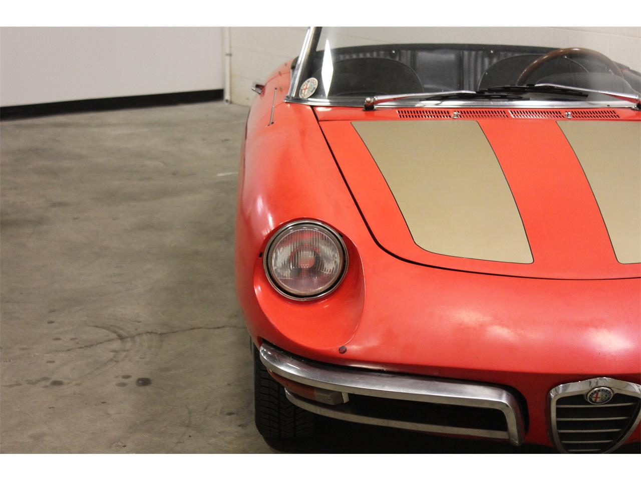 Large Picture of '67 Duetto - P91Y