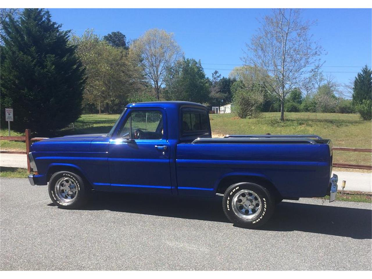 Large Picture of '70 F100 - P92G