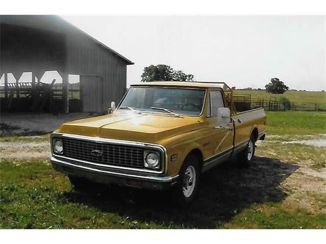 Picture of Classic '71 Chevrolet C20 - P932