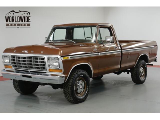 1977 to 1979 Ford F250 for Sale on ClassicCars com on ClassicCars com