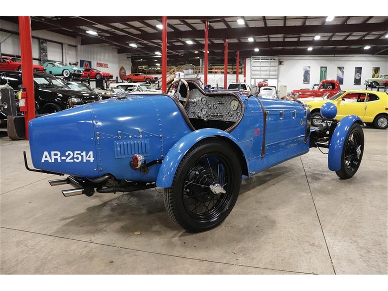 Large Picture of '25 Bugatti Type 35 located in Kentwood Michigan - $27,900.00 - P93G