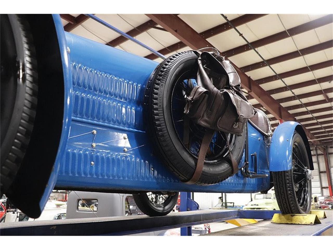 Large Picture of '25 Bugatti Type 35 - P93G