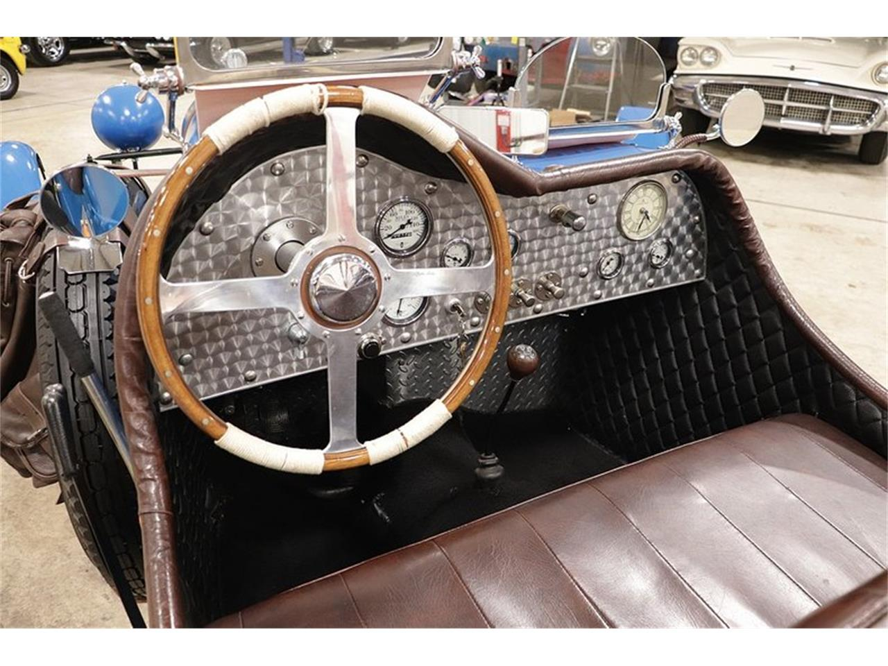 Large Picture of Classic '25 Bugatti Type 35 located in Kentwood Michigan - P93G