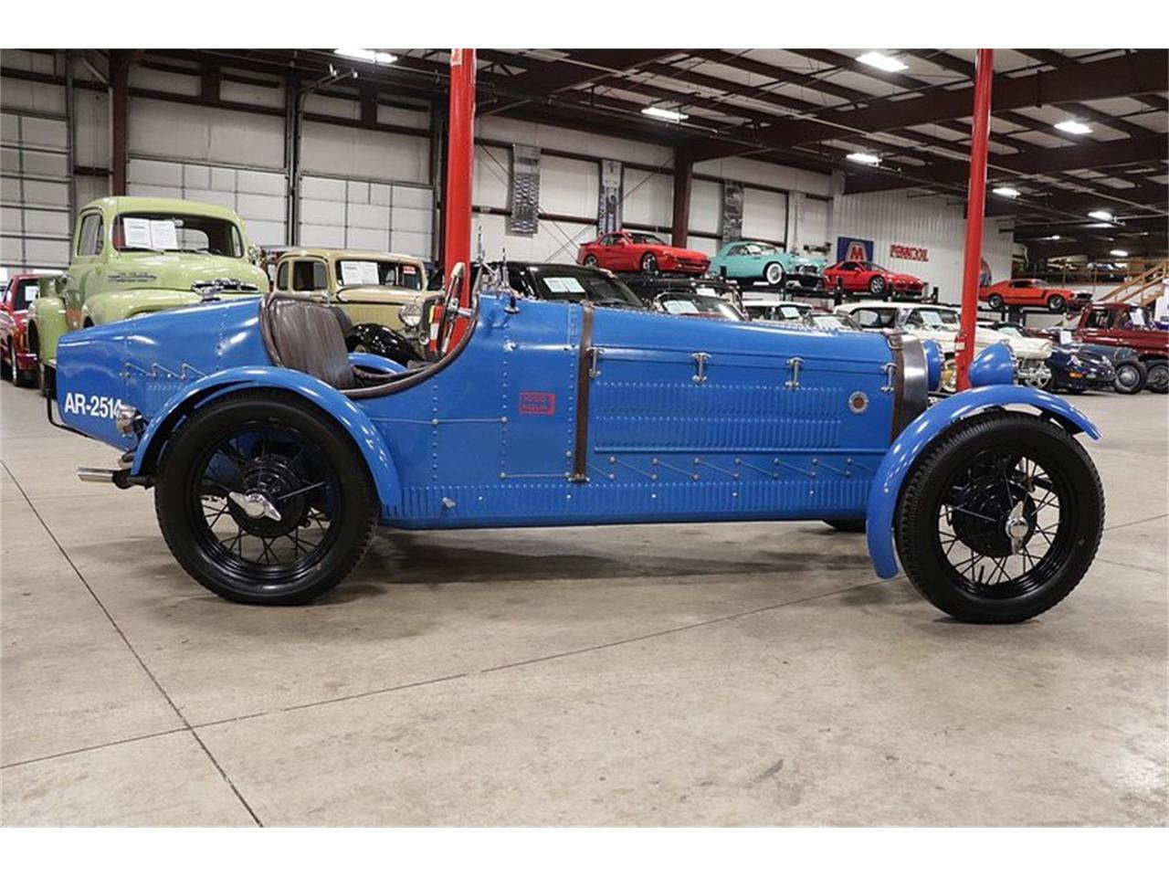 Large Picture of Classic '25 Bugatti Type 35 - P93G