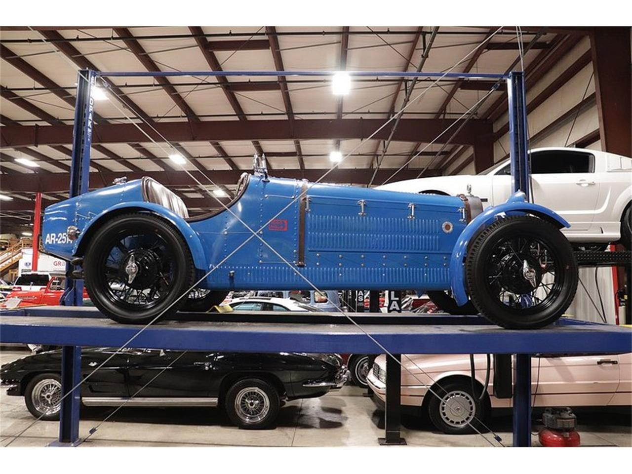 Large Picture of Classic '25 Bugatti Type 35 located in Kentwood Michigan - $27,900.00 - P93G