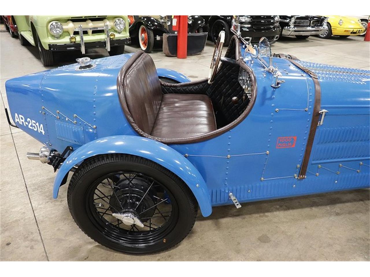 Large Picture of 1925 Bugatti Type 35 located in Kentwood Michigan - $27,900.00 - P93G