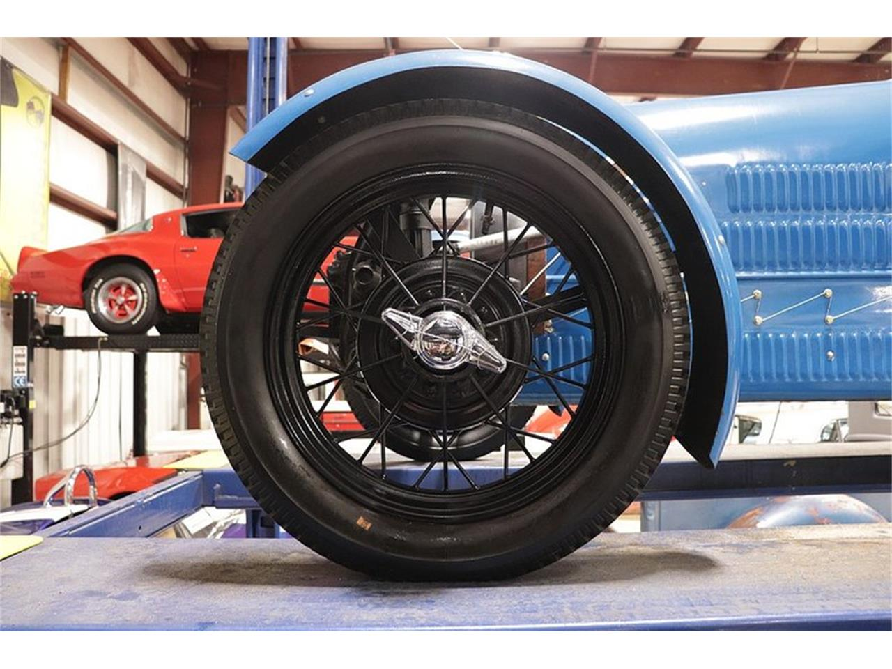 Large Picture of Classic '25 Bugatti Type 35 located in Kentwood Michigan - $27,900.00 Offered by GR Auto Gallery - P93G