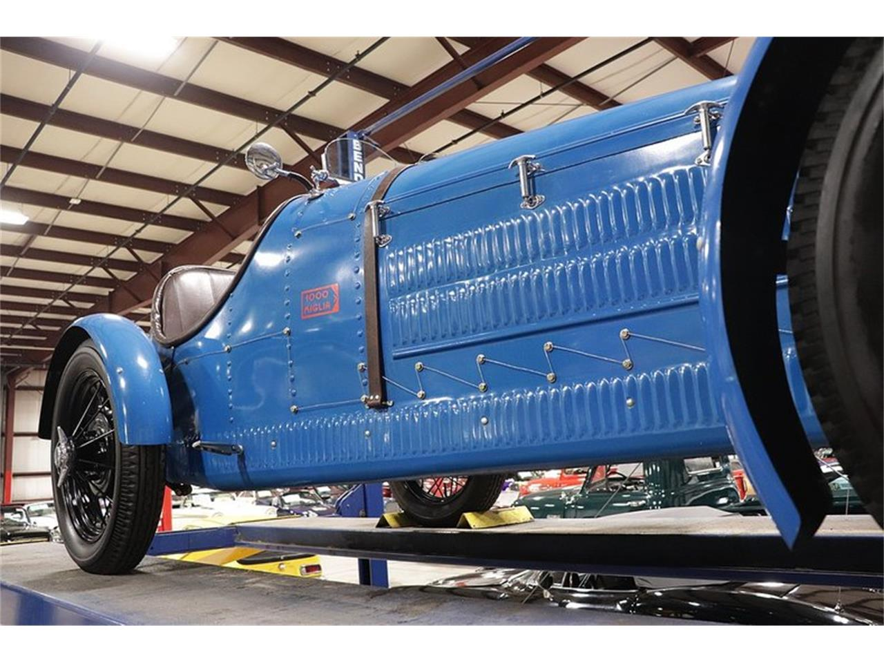 Large Picture of Classic 1925 Bugatti Type 35 located in Kentwood Michigan Offered by GR Auto Gallery - P93G