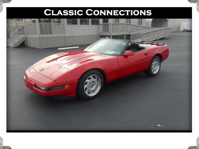 Picture of '91 Corvette - P3ET
