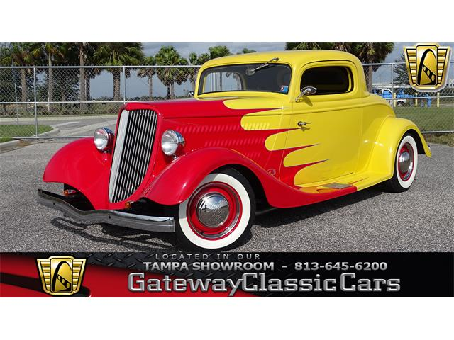 Picture of '34 3-Window Coupe - P94B