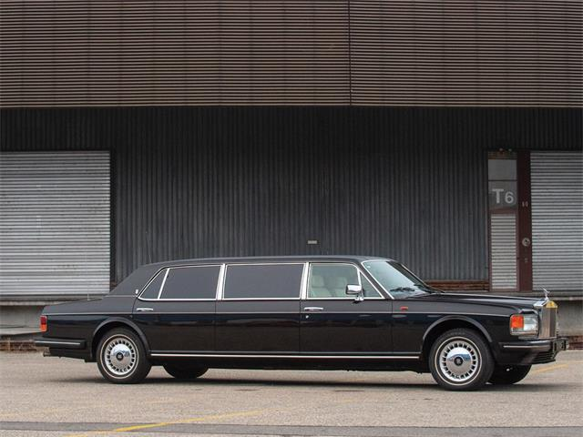 Picture of '87 Silver Spur Limousine - P958