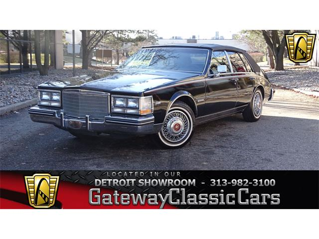 1980 To 1985 Cadillac Seville For Sale On Classiccars Com