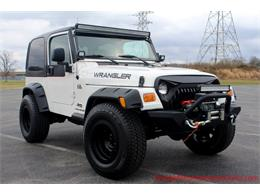 Picture of 2003 Jeep Wrangler located in Tennessee Offered by Smoky Mountain Traders - P95Y