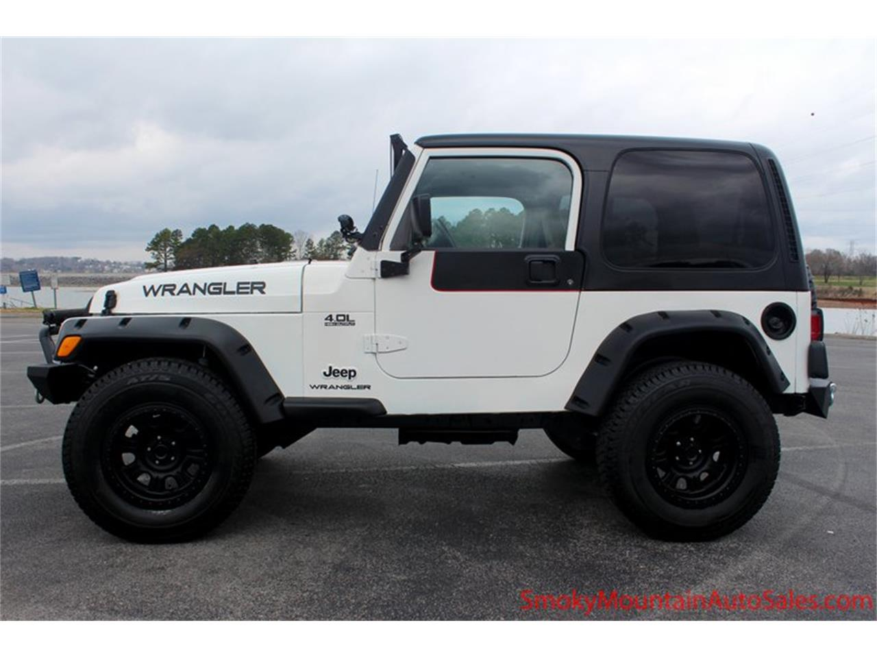 Large Picture of 2003 Jeep Wrangler - $12,995.00 - P95Y