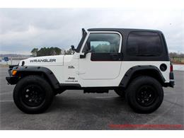 Picture of 2003 Jeep Wrangler located in Tennessee - $12,995.00 Offered by Smoky Mountain Traders - P95Y