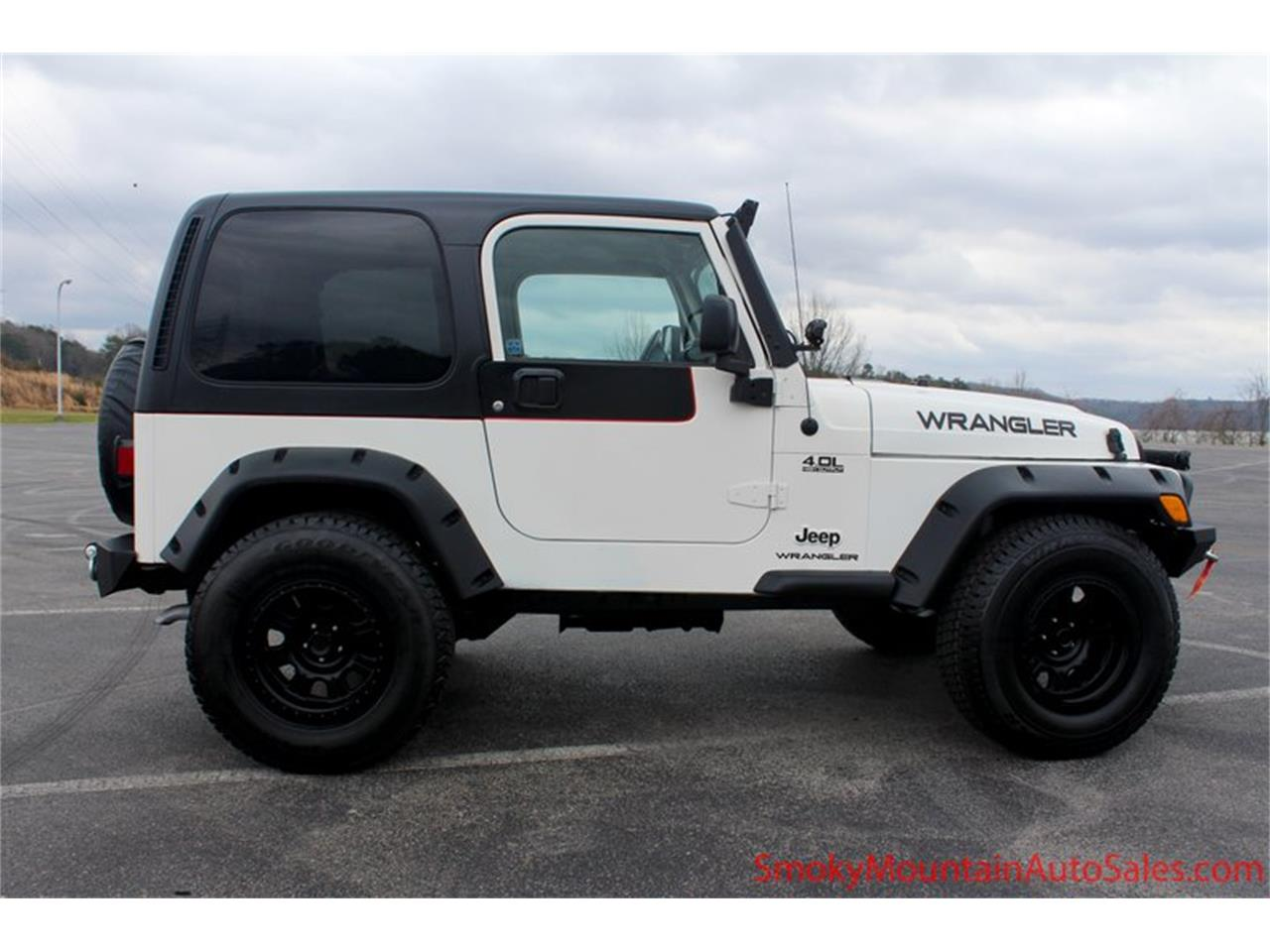 Large Picture of '03 Wrangler located in Tennessee - $12,995.00 Offered by Smoky Mountain Traders - P95Y