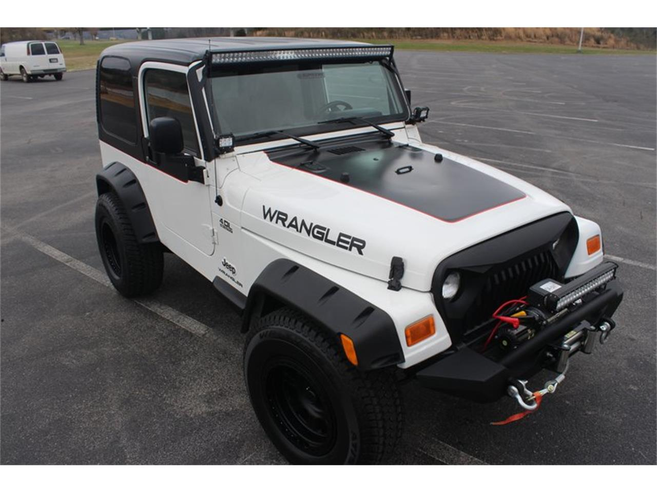 Large Picture of 2003 Wrangler - $12,995.00 Offered by Smoky Mountain Traders - P95Y