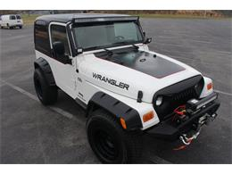 Picture of 2003 Jeep Wrangler - $12,995.00 Offered by Smoky Mountain Traders - P95Y