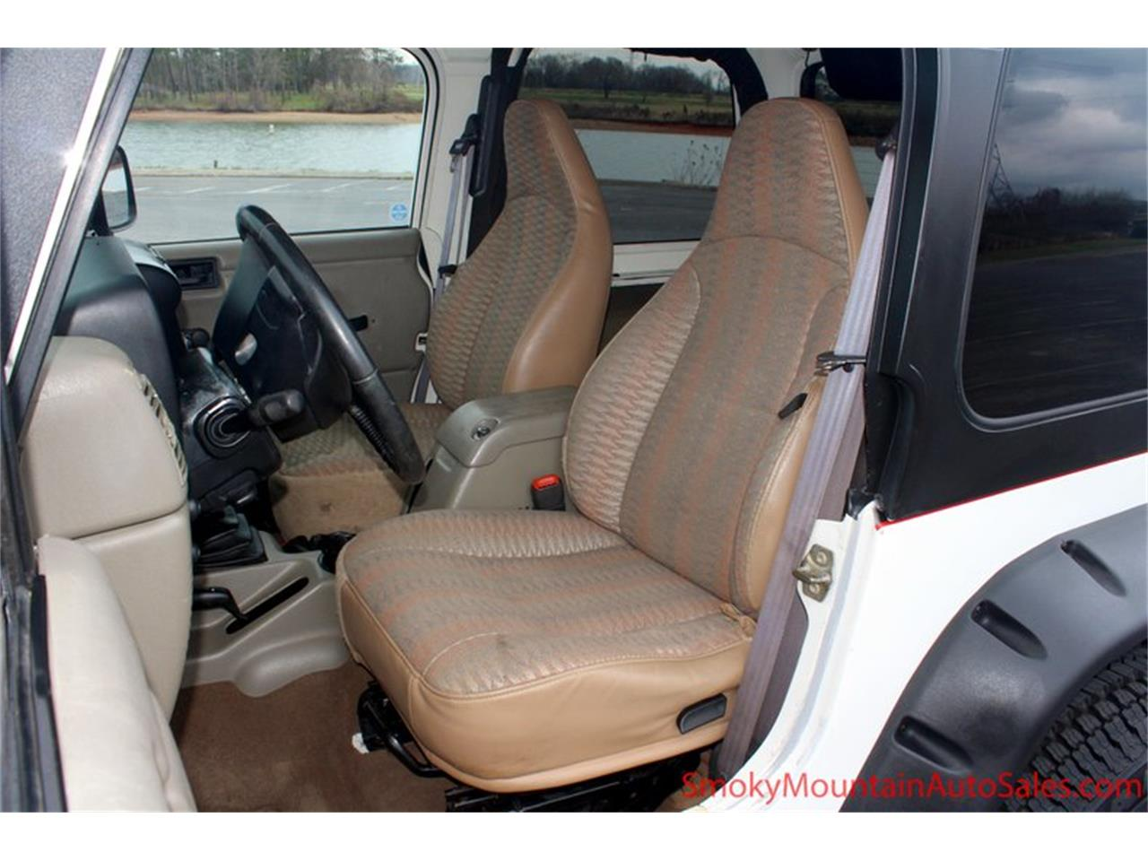 Large Picture of 2003 Wrangler located in Lenoir City Tennessee - $12,995.00 Offered by Smoky Mountain Traders - P95Y