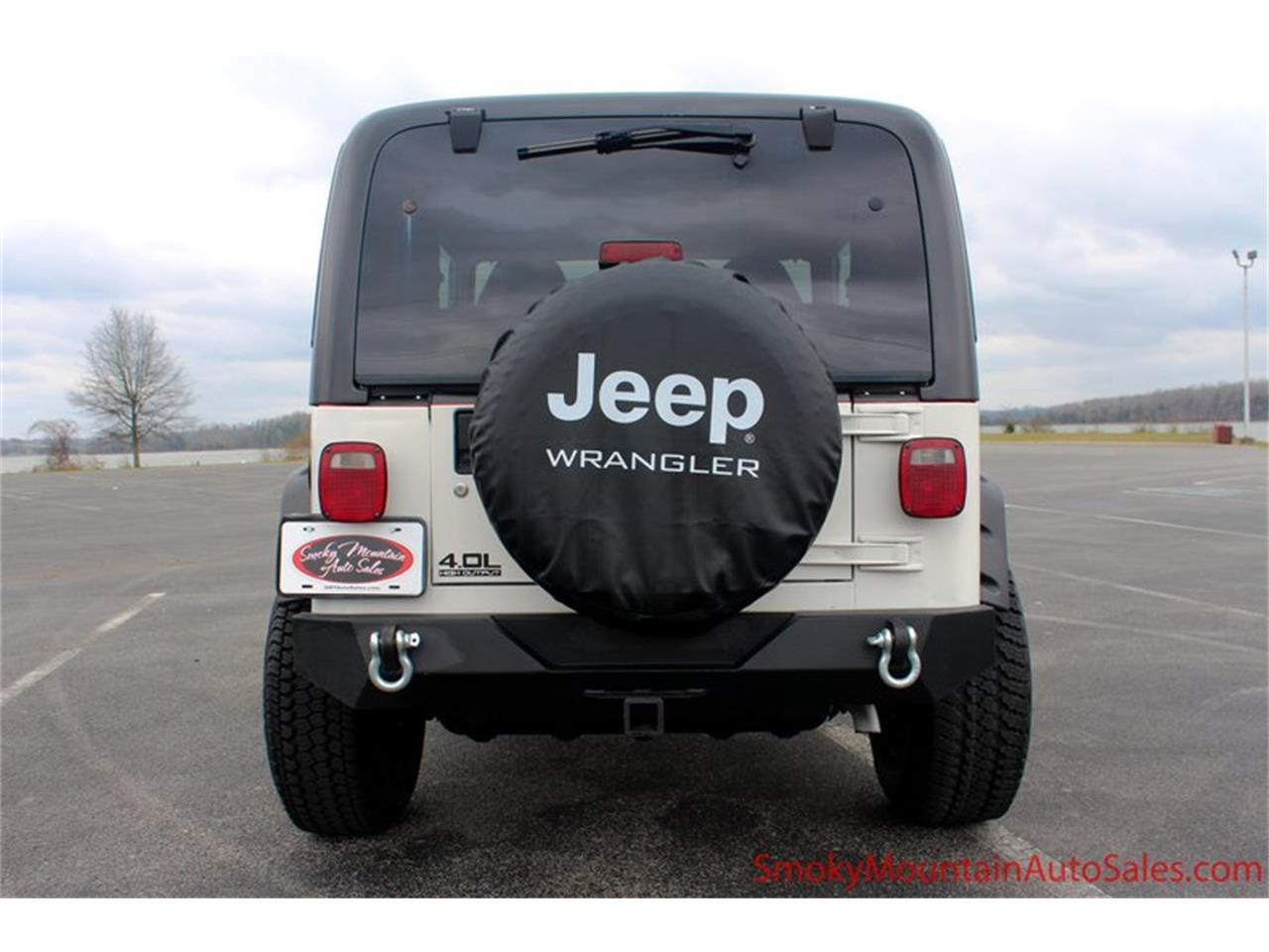 Large Picture of '03 Jeep Wrangler located in Lenoir City Tennessee - $12,995.00 - P95Y