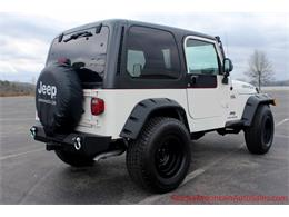 Picture of '03 Jeep Wrangler Offered by Smoky Mountain Traders - P95Y