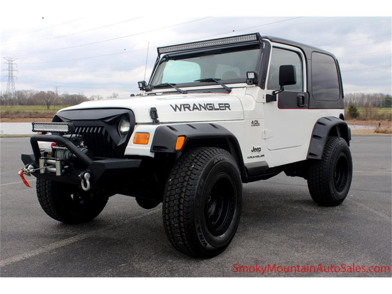 Large Picture of 2003 Wrangler located in Tennessee - $12,995.00 - P95Y