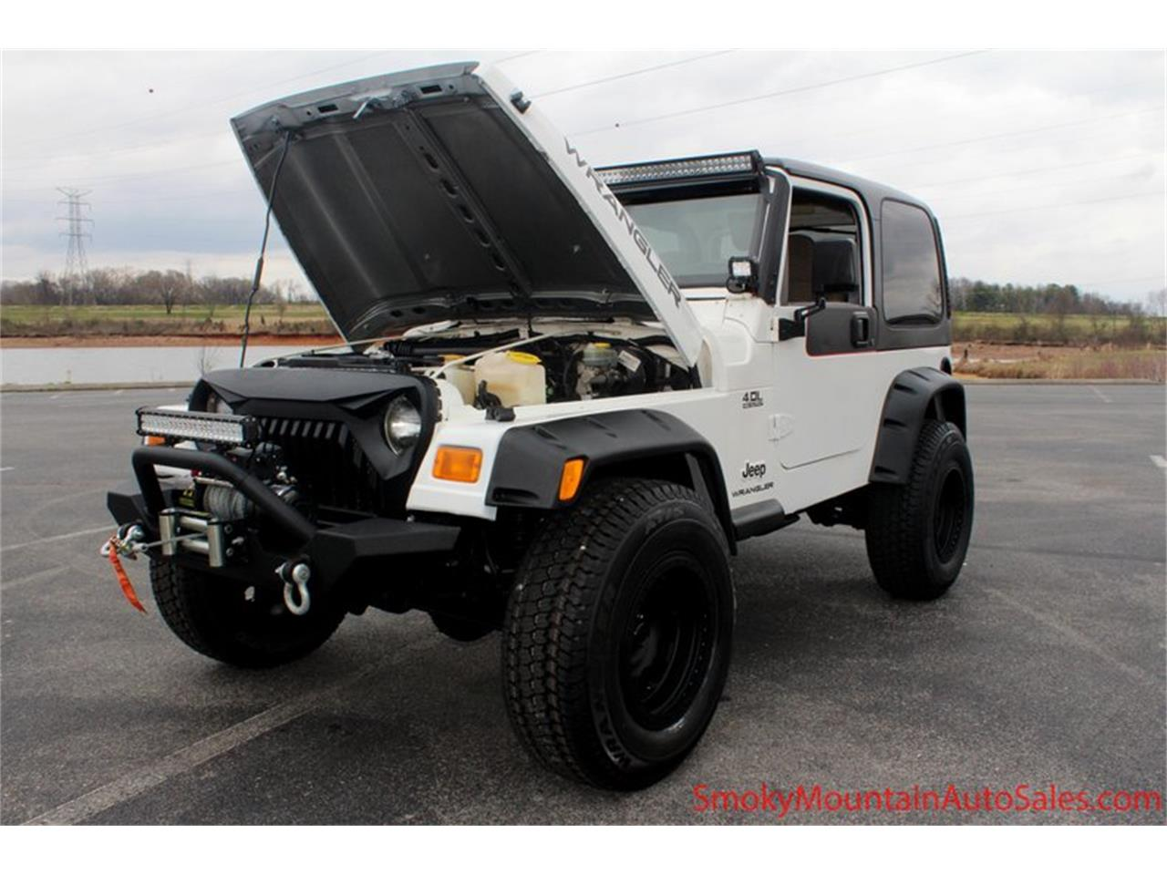 Large Picture of '03 Jeep Wrangler located in Lenoir City Tennessee - P95Y