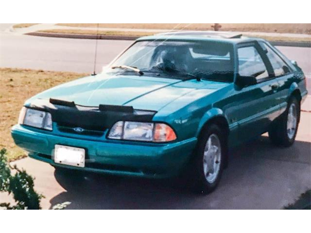 Picture of '93 Mustang located in West Pittston Pennsylvania Offered by  - P979