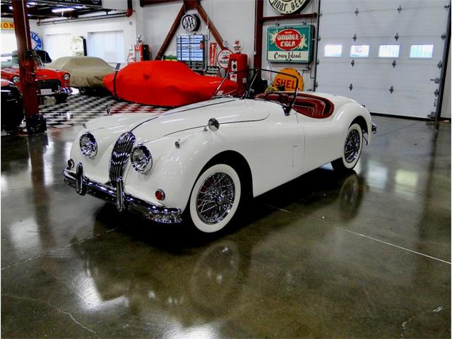 Picture of '56 XK140 - P983