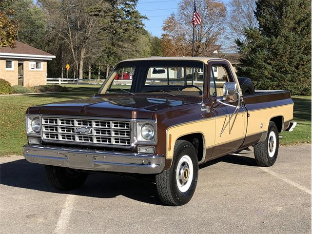Picture of 1977 Chevrolet C20 - $14,950.00 Offered by  - P987