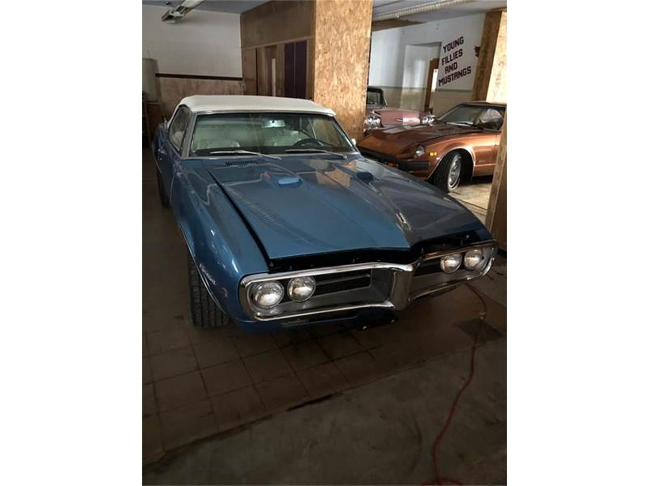 Large Picture of '67 Firebird - P98E