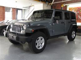 Picture of '15 Wrangler - P98I